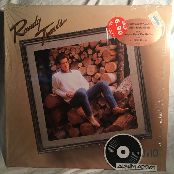 "Randy Travis: ""Old 8x10"""