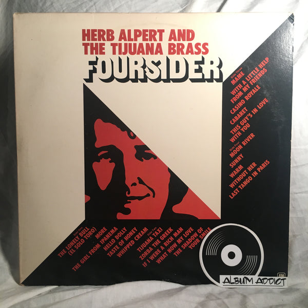 "Herb Alpert And The Tijuana Brass: ""Foursider"""