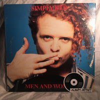 "Simply Red: ""Men And Women"""