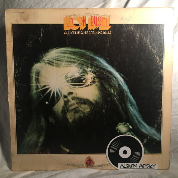 "Leon Russell: ""Leon Russell And The Shelter People"""