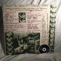 "Rolling Stones, The: ""Exile On Main St."" LP 2"