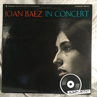 "Joan Baez: ""In Concert"""