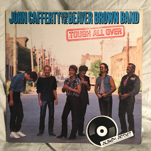"John Cafferty And The Beaver Brown Band: ""Tough All Over"""