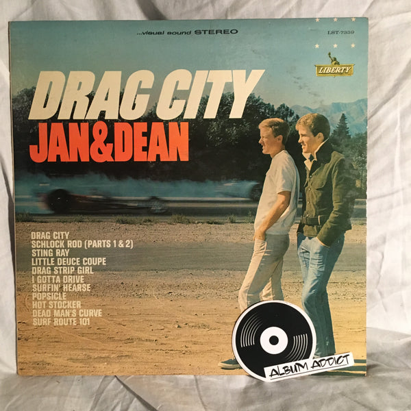 "Jan & Dean: ""Drag City"""