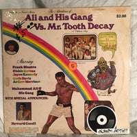 "Muhammad Ali & The Ali Gang: ""The Adventures Of Ali And His Gang Vs. Mr. Tooth Decay"""