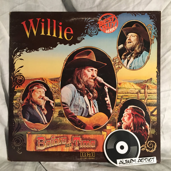 "Willie Nelson: ""Willie - Before His Time"""