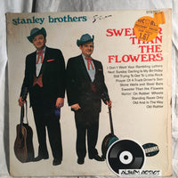 "Stanley Brothers: ""Sweeter Than The Flowers"""