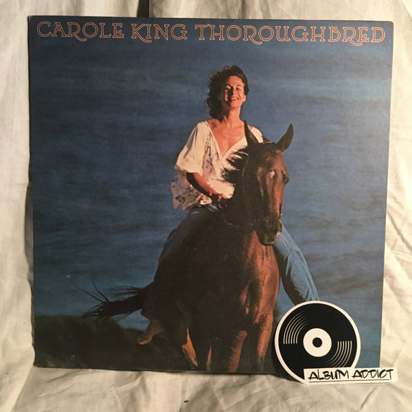 "Carole King: ""Thoroughbred"""