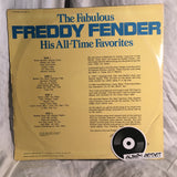 "Freddy Fender: ""His All-Time Favorites"""