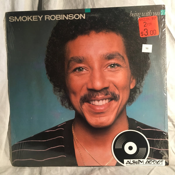 "Smokey Robinson: ""Being With You"""