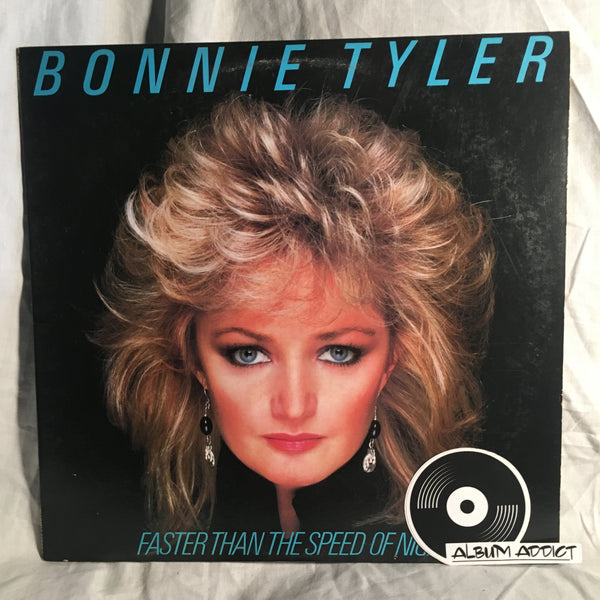 "Bonnie Tyler: ""Faster Than The Speed Of Night"""