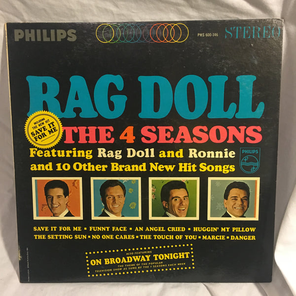 "4 Seasons, The: ""Rag Doll"""