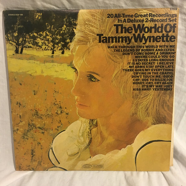 "Tammy Wynette: ""The World Of Tammy Wynette"""