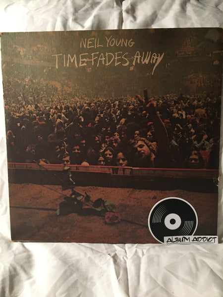 "Neil Young: ""Time Fades Away"""