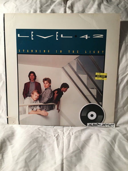 "Level 42: ""Standing In The Light"""