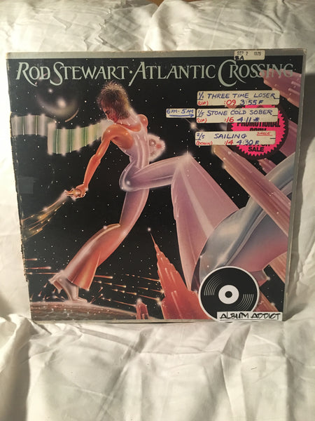 "Rod Stewart: ""Atlantic Crossing"""