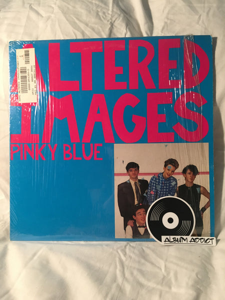 "Altered Images: ""Pinky Blue"""