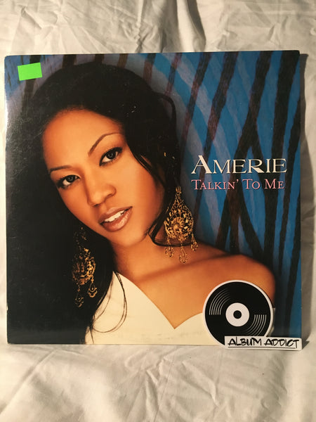 "Amerie: ""Talkin' To Me"""