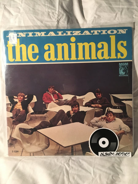 "Animals, The: ""Animalization"""