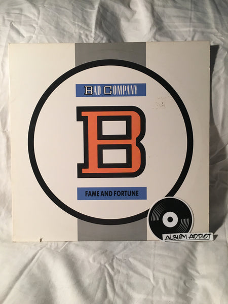 "Bad Company: ""Fame And Fortune"""