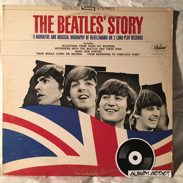 "Beatles, The: ""The Beatles' Story"""