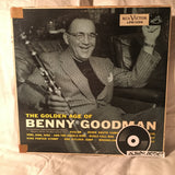 "Benny Goodman And His Orchestra: ""The Golden Age Of Benny Goodman"""