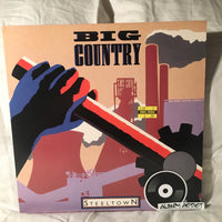 "Big Country: ""Steeltown"""