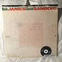 "Bob James & David Sanborn: ""Double Vision"""