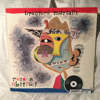"Branford Marsalis: ""Random Abstract"""