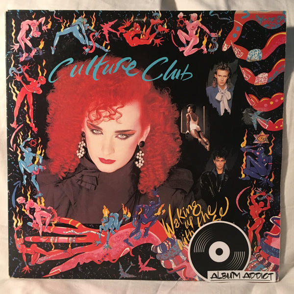 "Culture Club: ""Waking Up With The House On Fire"""
