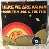 "Country Joe And The Fish: ""Here We Are Again"""