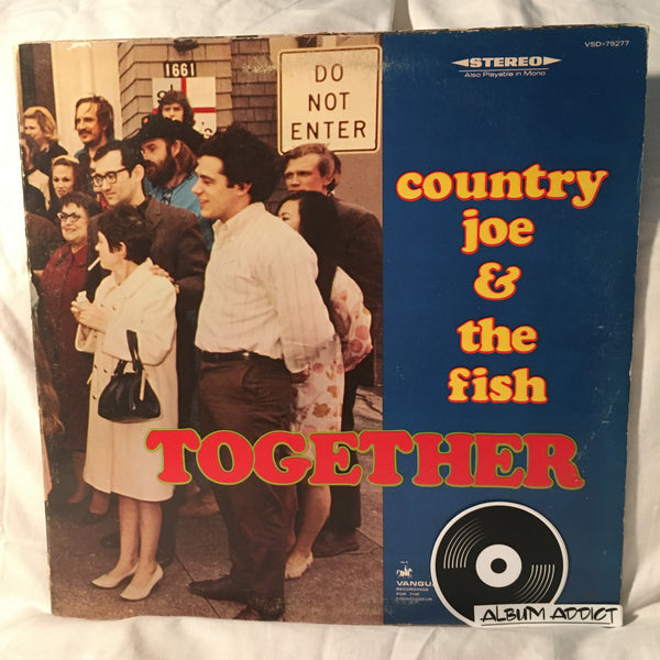 "Country Joe And The Fish: ""Together"""