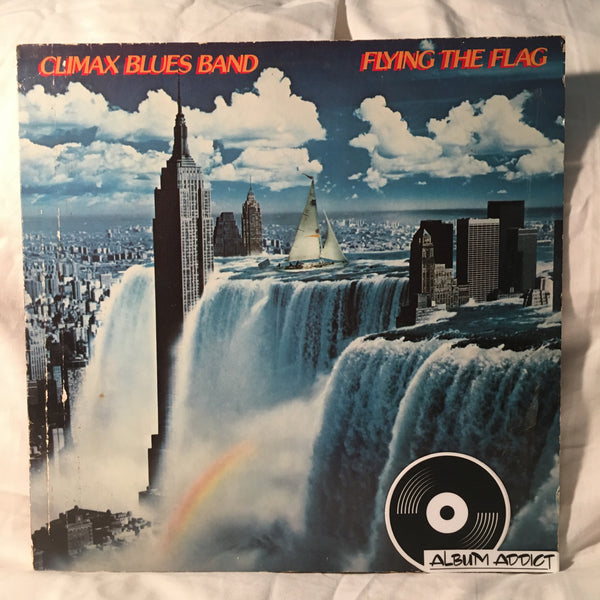 "Climax Blues Band: ""Flying The Flag"""