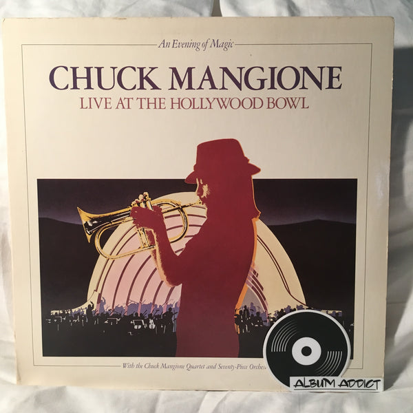 "Chuck Mangione: ""An Evening Of Magic - Live At The Hollywood Bowl"""