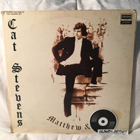 "Cat Stevens: ""Matthew & Son / New Masters"""