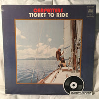 "Carpenters: ""Ticket To Ride"""