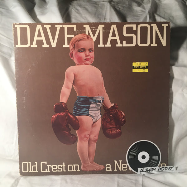 "Dave Mason: ""Old Crest On A New Wave"""