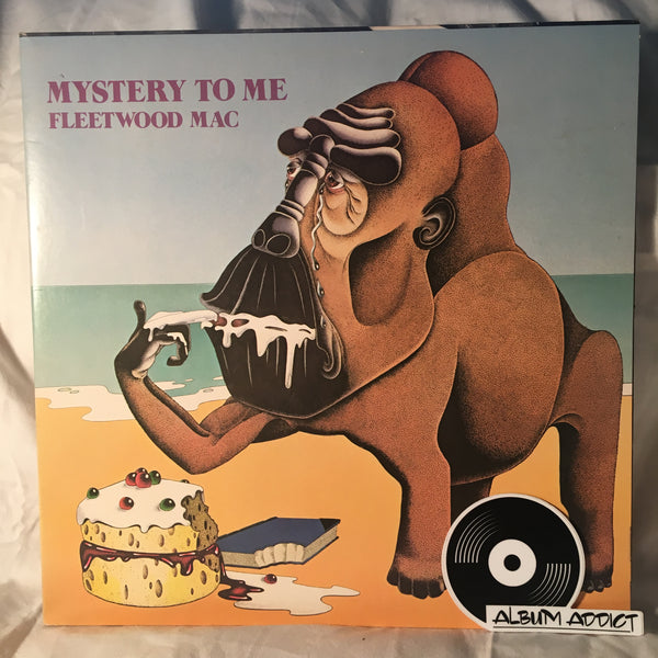 "Fleetwood Mac: ""Mystery To Me"""