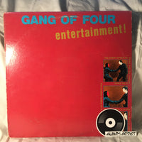 "Gang Of Four: ""Entertainment!"""