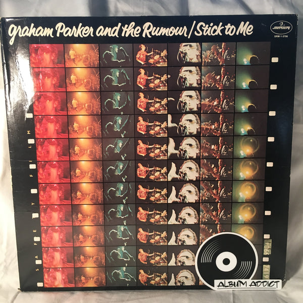 "Graham Parker And The Rumour: ""Stick To Me"""