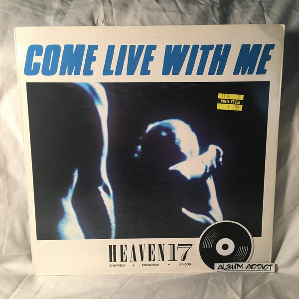 "Heaven 17: ""Come Live With Me"""