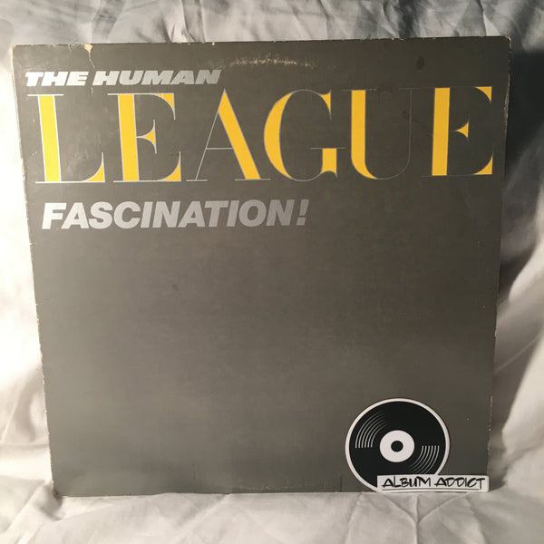 "Human League, The: ""Fascination!"""