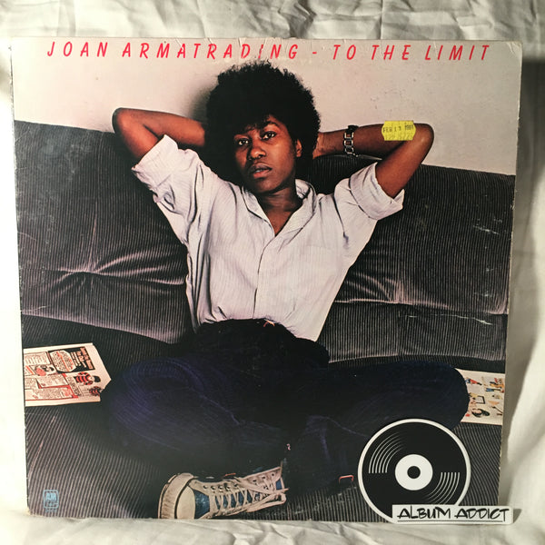 "Joan Armatrading: ""To The Limit"""