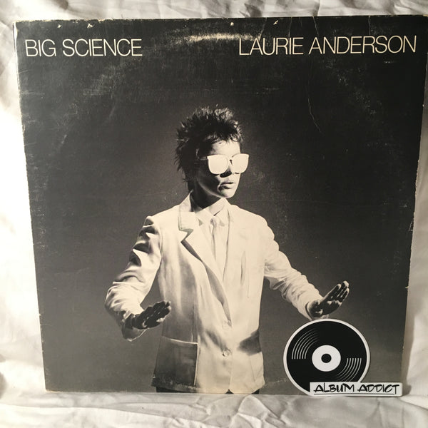 "Laurie Anderson: ""Big Science"""