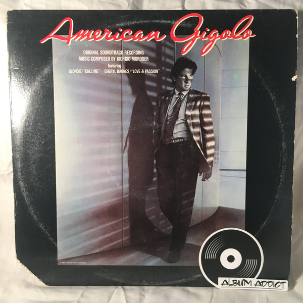 American Gigolo (Original Soundtrack Recording)