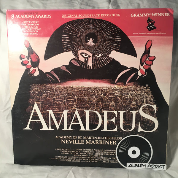 Amadeus (Original Soundtrack Recording)