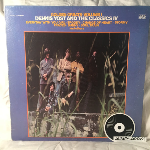 "Dennis Yost and the Classics IV: ""Golden Greats Volume 1"""