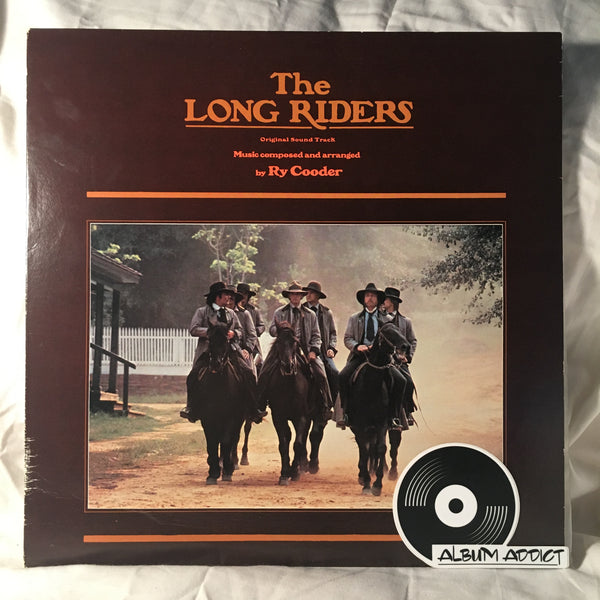 "Ry Cooder: ""The Long Riders - Original Sound Track"""