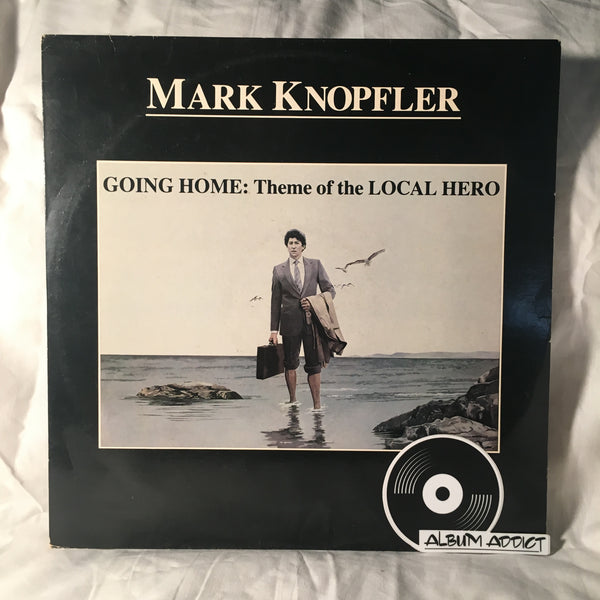 "Mark Knopfler: ""Going Home: Theme Of The Local Hero"""