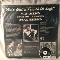 "Milt Jackson: ""Ain't But A Few Of Us Left"""
